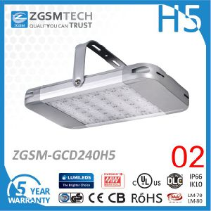 Cheap 240W LED High Bay Light with Motion Sensor IP66 pictures & photos