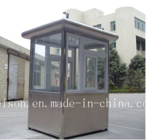 Cheap Mobile Prefabricated/Prefab Guard House for Guard People pictures & photos