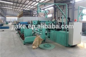 Fully Automatic Chain Link Fence Woven Mesh Machine Price pictures & photos
