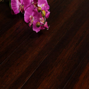 Handscraped Harvest Strand Woven HDF Bamboo Flooring pictures & photos