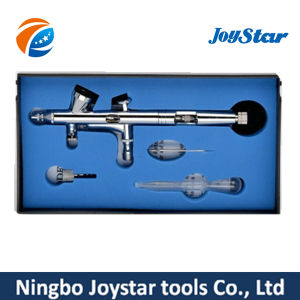 0.3mm Double Action Airbrush for Nail Art AB-208 pictures & photos