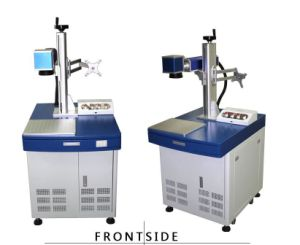 Fiber Laser Marking Machine for Logo pictures & photos