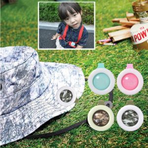 Natural Mosquito Repellent Bracelet Button Fastener Deet Free Pest Repeller pictures & photos