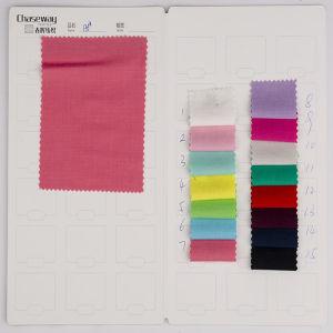Shining Nylon Cotton Spandex Fabric Elastic Fabric