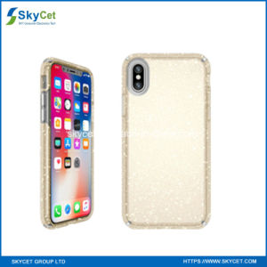 New Wholesale Colorful PC Mobile Phone Protecter Cases for iPhone X pictures & photos