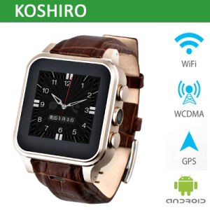 Android Smart Watch Phone with Bleutooth Watch pictures & photos