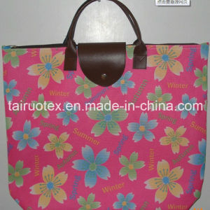 Polyester Oxford with PU PVC Coated for Bags Fabric pictures & photos
