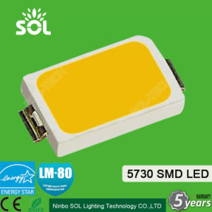 5730 SMD LED Specifications 0.5W 3V 150mA 60-70lm