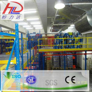 High Standard Warehouse Storage Mezzanine Racking pictures & photos