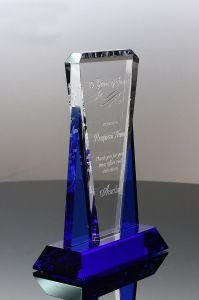 Sapphire Quest Crystal Award pictures & photos