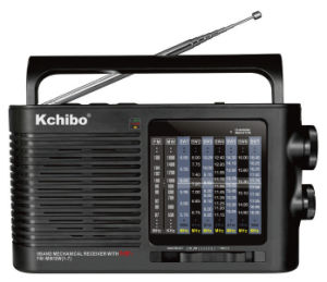 Kchibo Kk-MP804 FM/MW/Sw1-7 9 Band Radio