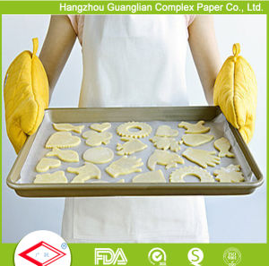 45 X 75cm Double Sided Siliconised Baking Paper From Factory pictures & photos