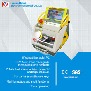 Key Numerical Control Machine Locksmith Tools Sec-E9 Automatic Key Cutting Machine New Arrival pictures & photos