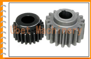Spur Gears with Yellow Zinc Plating or Chemical Black Finish pictures & photos
