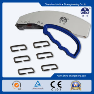 Surgical Disposable Sterilized Skin Stapler (CE Mark) pictures & photos