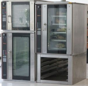 Cosmetic Manufacturing Machinery Salamander Oven (manufacturer CE&ISO9001) pictures & photos
