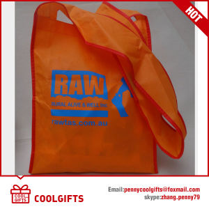 Special Single Handle Promotional Non Woven Bag for Supermarket Shopping pictures & photos