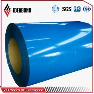 Ideabond PVDF/ PE Color Coated Aluminum Coil pictures & photos