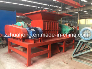 High Capacity Double Shaft Shredder From China pictures & photos