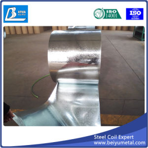 Cold Rolled Gi Steel Coil with Big Spangles pictures & photos