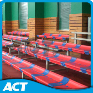 Low Back Injection Molded Seat for Bleachers pictures & photos