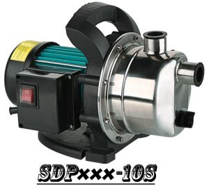 (SDP600-10S) Self-Priming Garden Jet Water Pump with Ce ETL Approved