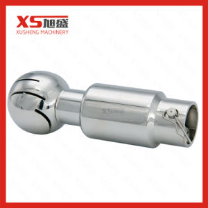Stainless Steel Hygienic Sanitary CIP Rotary Spray Head pictures & photos