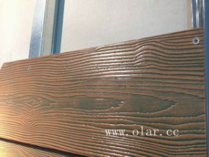 Fiber Cement Board--Deepwond Wood Grain Siding Panel pictures & photos