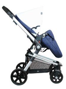 European Standard 3 in 1 Travel System Baby Stroller (G610) pictures & photos