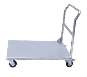 Anti-Corrosion Luggage Trolley CNC Machinery Portable Product