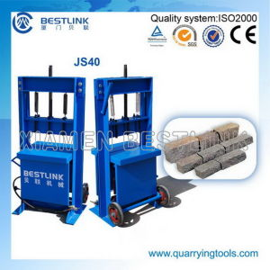 Manual Masonry Block Stone Cutter for Block pictures & photos