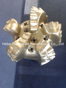 142.9mm 5blade Steel Body PDC Drill Bit pictures & photos