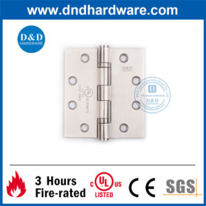 4.5X4X3.0 Full Mortise Hinge for Fire Door with UL Certificate pictures & photos