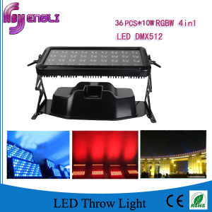 LED 4in1 10W*36 Wall Washer for Garden Stage (HL-024) pictures & photos
