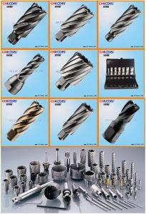 HSS Weldon Shank Annular Drill (DNHX) pictures & photos