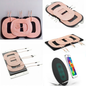 Mobile Device Wireless Charging A6 3 Coils Inductive Charger Coil pictures & photos