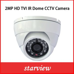 2MP HD Tvi IR Dome CCTV Cameras Suppliers Camera (SV-D7S20TVI) pictures & photos