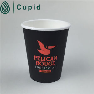 Disposable Paper Cups Ripple Wall Coffee Paper Cup pictures & photos