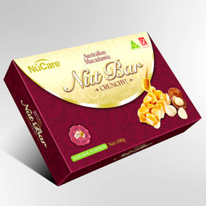 Color Paper Box for Nut Packing pictures & photos