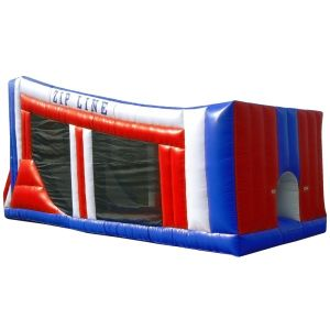 Inflatable Mini Zip Line Games for Party and Event Amusement pictures & photos