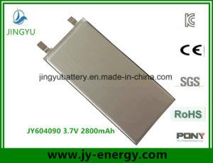 604090 3.7V 2800mAh Rechargeable Lithium Li-Polymer Battery