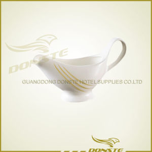 High Quality Stained Yellow Western Tableware pictures & photos