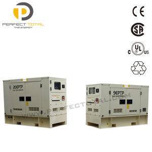 25kVA Silent Diesel Generator Set (20EPTP) pictures & photos