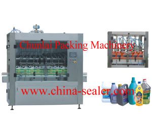 Automatic Shampoo Bottle Filling Machine pictures & photos