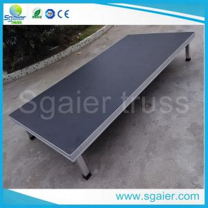 Outdoor Concert Mobile Stage/Decoration Stage /Aluminum Portable Stage pictures & photos