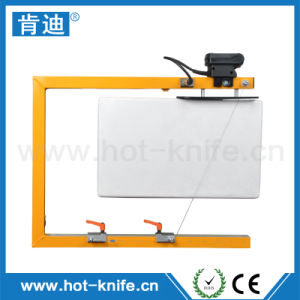 Cordless Hot Wire Bow Cutter for EPS Foam pictures & photos
