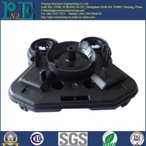 Customized PP Injection Mouded Plastic Black Base pictures & photos