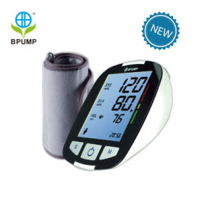 Large LCD (99*86mm) Bp Monitor with Ultra-Quiet Patent