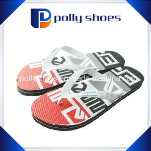 Mens Beach Sandals Comfortable Thongs Summer Flip Flops pictures & photos