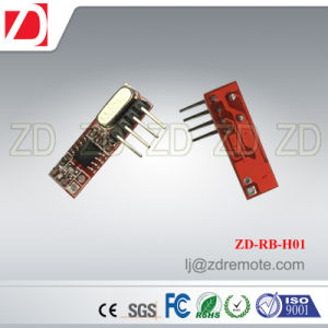 Best Price 433MHz RF Receiver Module Super Heterodyne Zd-Rb-H05 pictures & photos